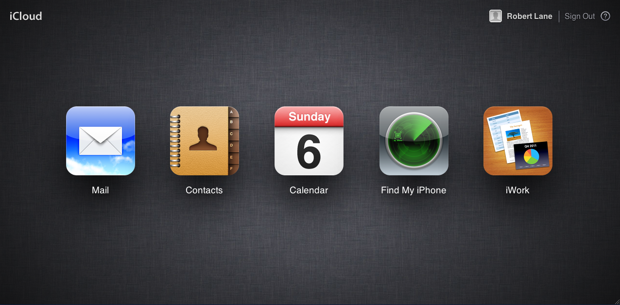 how to find my ipad with icloud