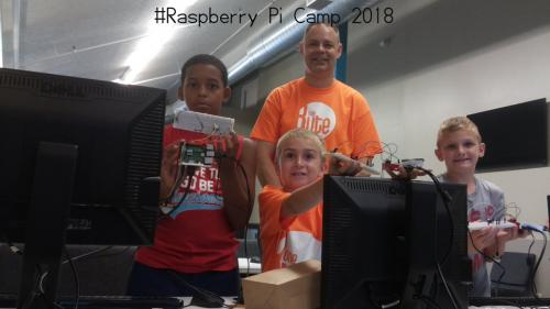 Raspberry PI Camp AM 2018