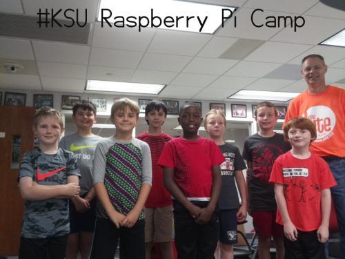 ksu raspberry pi 2018